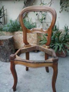 Imbottitura Sedie Antiche.Imbottitura Sedia Archivi Restauro E Scultura