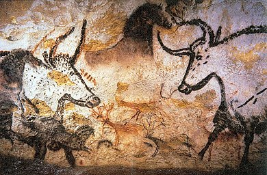 Grotte di Lascaux pitture rupestri