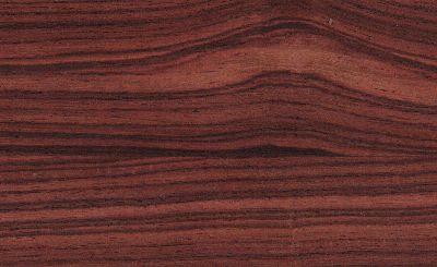 Esempio di palissandro della varietà conosciuta come bois de violette.