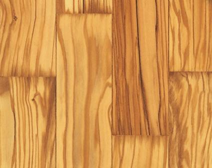 Parquet in legno di ulivo